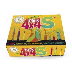 PACK 4X4 S
